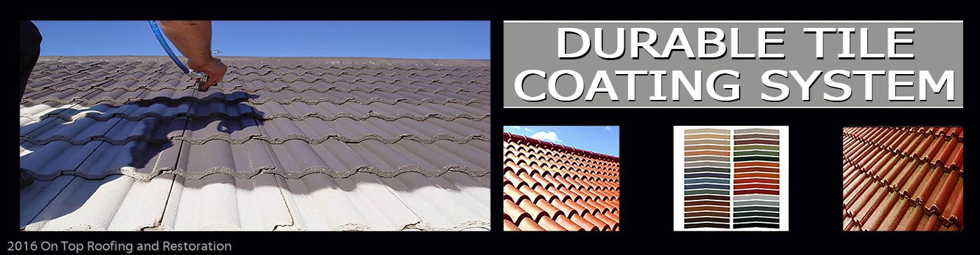 Tile Restoration RoofColorado Springs
