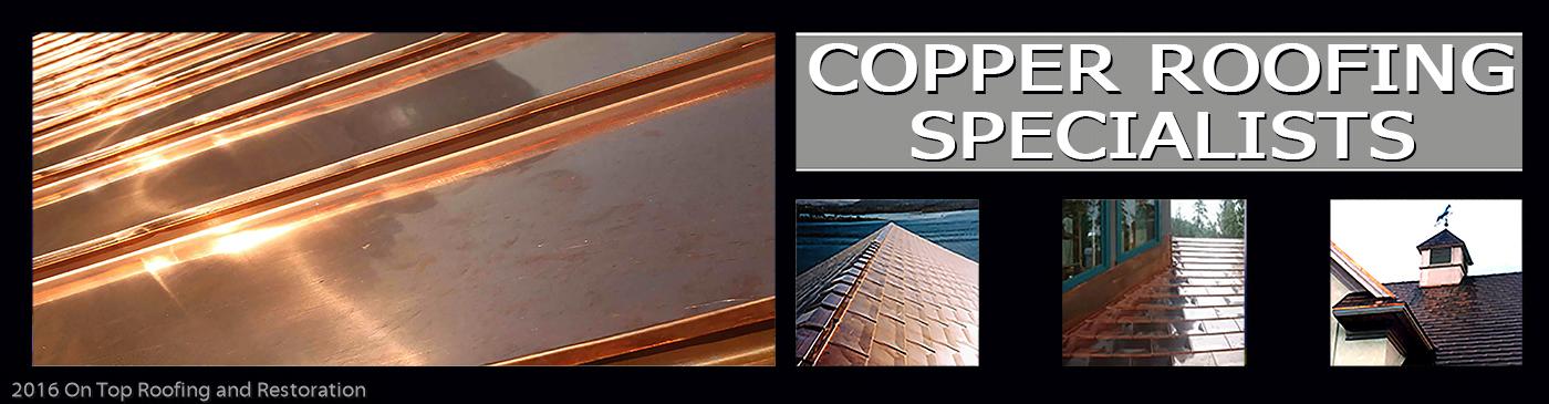 Copper Roofing Colorado Springs